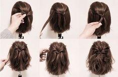 idée modèle coifure facile à faire pour femme 39 via http://ift.tt/2axo7TJ