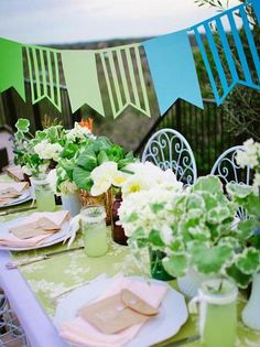 11 Low-Key Summer Party Ideas : Decorating : Home & Garden Television