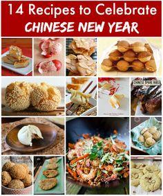 Chinese New Year Recipes #ChineseNewYear