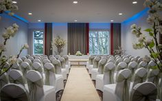 We can host civil ceremonies and civil partnerships and we can offer an intimate suite for civil ceremonies from 10 to 120 or a large suite for the large ceremony. Wedding Catering, Wedding Receptions, Clayton Hotel, Civil Ceremony, Intimate Weddings, On Your Wedding Day, Table Decorations, Silver, Furniture