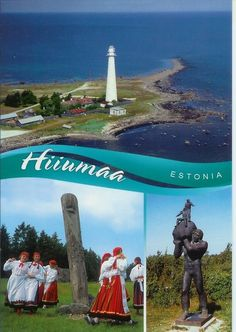 Estonia - Hiiumaa...a beautiful island where dear relatives live and my Grandfather was born.