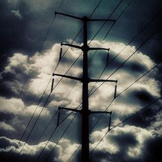 powerlines | Tumblr