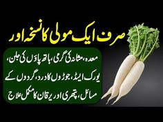 Benefits Of Radish ( Moli K Fayde ) Urdu Hindi Uric Acid Treatment, Natural Health Tips, Health And Beauty Tips, Health Advice, Gout Remedies, Health Remedies, Gout Recipes, How To Cure Gout