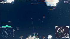 World of warships : #4 CV kills video