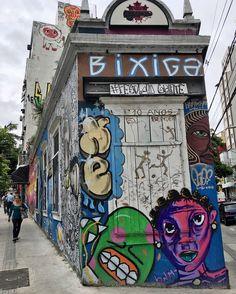 Bixiga, São Paulo, Brasil by Magerson Bilibio - Photo 188912823 / 500px