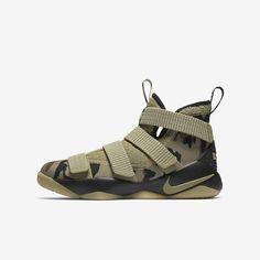 low priced 7f861 38d3e LeBron Soldier XI Big Kids  Basketball Shoe