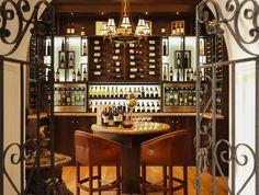 killarney wine room at the malton. Tasting Room, Restaurant Bar, Liquor Cabinet, Dining, Wine Cellars, Furniture, Home Decor, Food, Decoration Home