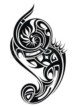 celtique: Tatouage tribal illustration                                                                                                                                                      Plus