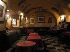 Las Cuevas de Sesamo. Best sangria in Madrid. No further description needed.