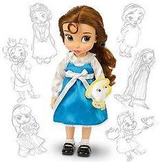 Disney Die Schöne und das Biest Belle Toddler Doll Puppe 40 cm Hoch NEU