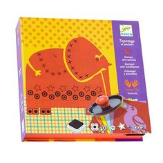 Funny Jungle Stamps Kit