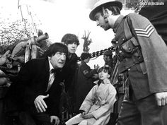 Second doctor companion - Bing Images