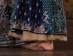 Anita Dongre Couture 2017 + What I Wore - HeadTilt Bridal Mehndi Dresses, Bridal Lehenga, Indian Wedding Outfits, Indian Outfits, Lengha Choli, Anarkali, Churidar, Anita Dongre, Couture Week