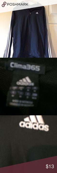 Men's Adidas jacket Medium black Clima 365, Medium, black Adidas Jackets & Coats Lightweight & Shirt Jackets