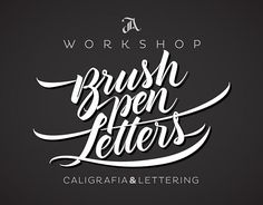 """Check out this @Behance project: """"Brush pen Letters Workshop"""" https://www.behance.net/gallery/18025625/Brush-pen-Letters-Workshop"""