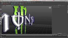 Maya 2013 Using Illustrator Curves in Maya for 3D Logo. Are you sure you know the full extent of your software interoperability? www.cadmiami.com