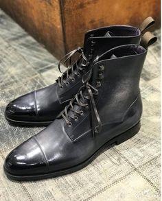 Patine : PLG 01 // Modèle : JMG En06 Derby, Men Dress, Dress Shoes, Bespoke, Gentleman, Fashion Shoes, Oxford Shoes, Boards, Lace Up
