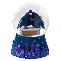 batman snow globe | Batman Resin Water Globe - KURT S. ADLER - Batman - Snow Globes at ...