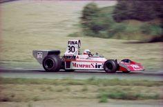 Dieter Quester, 1974 Surtees TS16