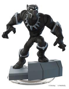 ArtStation - Black Panther - Disney Infinity 3.0 - Toy Sculpt, Ian Jacobs