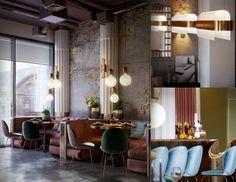 다음 @Behance 프로젝트 확인: \u201cThe new project of the restaurant №2\u201d https://www.behance.net/gallery/51813569/The-new-project-of-the-restaurant-2