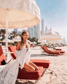 Leonie Hanne in Dubai