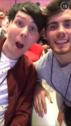 Phil and Alfie