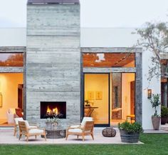 By combining rural and modern influences, a structure near Denver ...