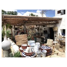 Read our guide on where to go to shop for interior design, homeware and furnishings in Ibiza.