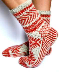 Hey, I found this really awesome Etsy listing at http://www.etsy.com/listing/89132421/hand-knit-socks-for-women-wool-socks