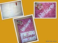 Linda  charmosa capa de caderno pequeno personalizada,em tecido 100% algodão estruturada com manta e forro em tecido,com  aplicações de nome, faço nas cores de sua preferencia,pode ser retirado para lavar ou trocar de caderno,super prática. R$ 42,00