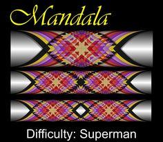 Mandala step by step Custom Rod Building Cross Wrap Pattern Facebook Page - Ademir Romano