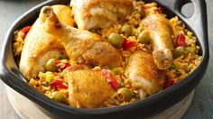Arroz con Pollo is a traditional dish from the Latin American gastronomy with some variations from country to country. It's important to take into account…