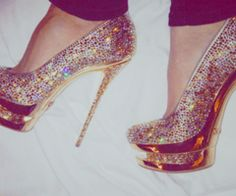 sparkles, sparkles, & more sparkles!