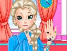 Elsa la Manichiura