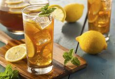 5 Refreshing, Grown-Up Iced Tea Recipes You *Have* to Try - SELF