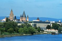 Beautiful River Rhine