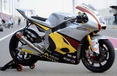 Scott Redding's moto2 bike