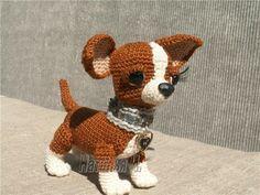 Crochet Applique Patterns Free, Amigurumi Patterns, Baby Crib Mobile, Pet Puppy, Amigurumi Toys, Crochet Animals, Stuffed Toys Patterns, Crochet Dolls, Handmade Toys