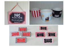 Dekoration+aus+der+Serie+Piraten-Party+ab+1,80€+von+Cartissimi+auf+DaWanda.com