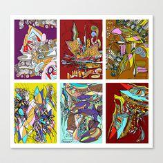 Comix 1-6  by Marianna Shomero
