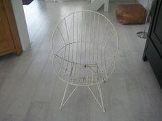 Online veilinghuis Catawiki: Cees Braakman voor UMS - Pastoe - Combex wire chair