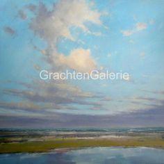 Waddenzee | Cees Vegh | Schilderij | Landschap | Landscape | Art
