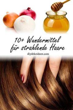 Natürliche Wundermittel für gesunde Haare