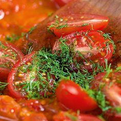 Tomatensugo mit Fenchel Rezept | Küchengötter