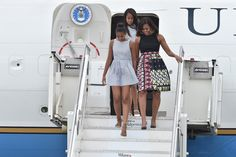 Pin for Later: Michelle Obama Masters Fancy Daytime Dressing With 1 Perfect Outfit