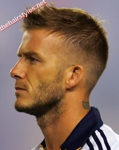 David Beckham Short Haircut » Hairstyles - Celebrity Hair Styles  Haircuts