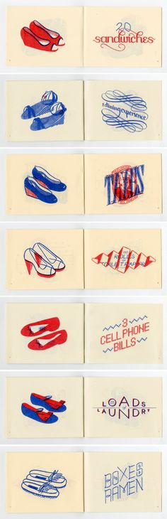 Hannah K. Lee | Shoes vs. Bills