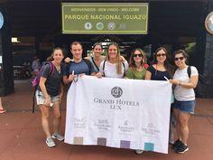 La cadena de #hoteles de #lujo Grand Hotels Lux, tuvo la cortesía de invitarnos a participar de una hermosa #experiencia de viaje en #Iguazú, con alojamiento en Iguazu Grand y Panoramic Grand. En un #viaje de 3 días pudimos recorrer las #Cataratas del Iguazú y sus principales atractivos. Le contamos todos los detalles en esta nota!