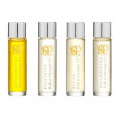 SPC Bath & Massage Oil Collection